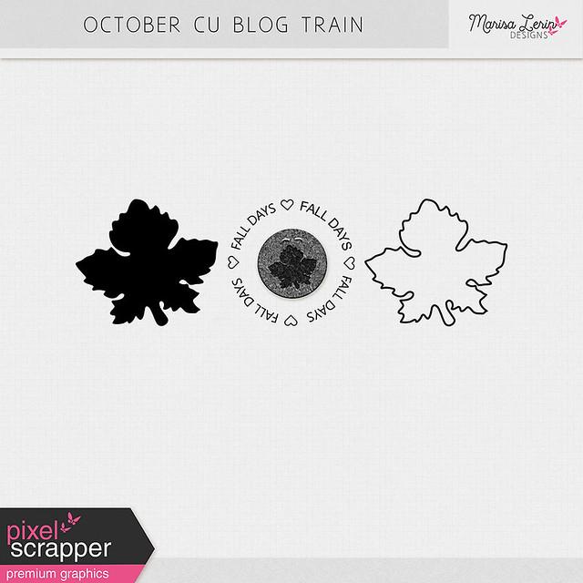 CU Blog Train