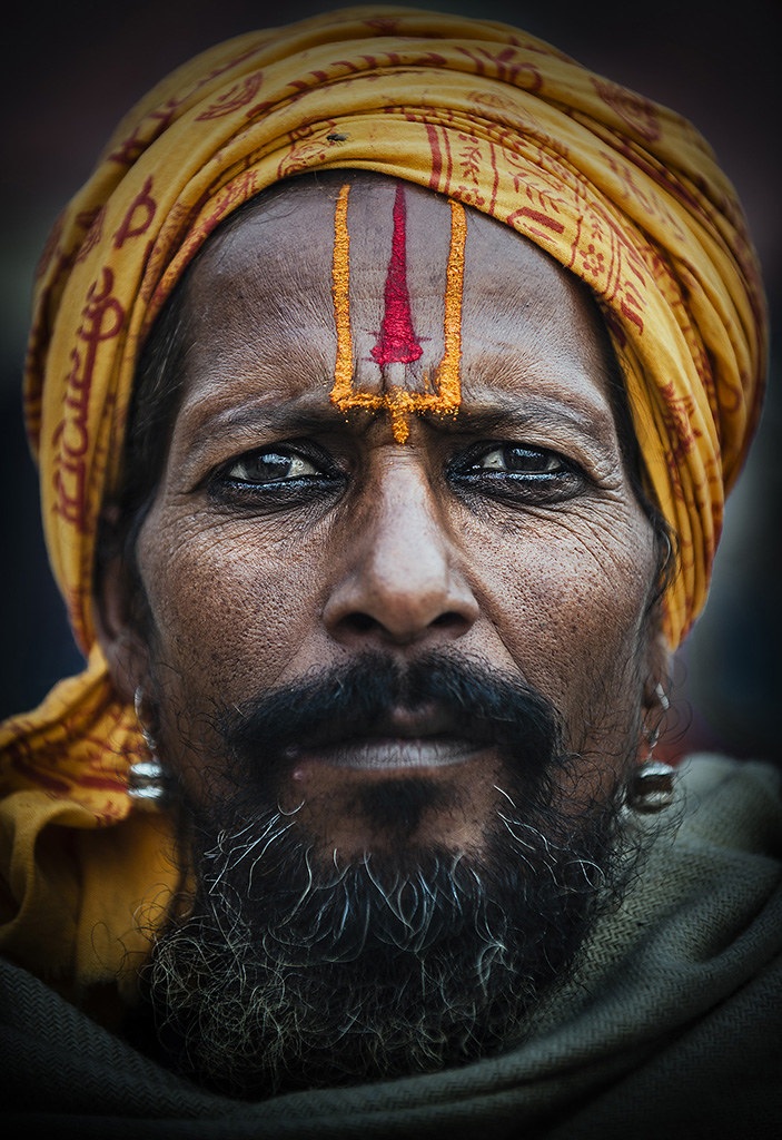 RE03 RE58 mpereda (India) - Peregrino - Tomada en Varanasi el 10-12-11