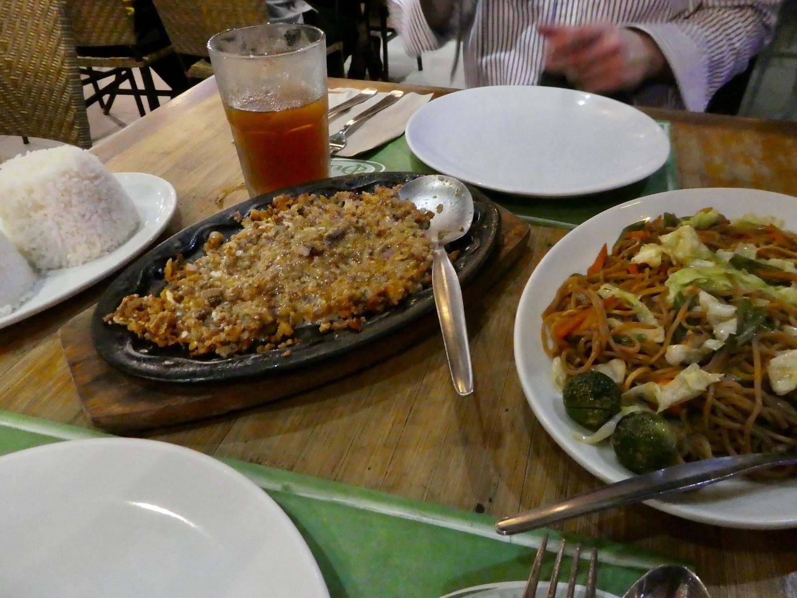 Dinner, Manila