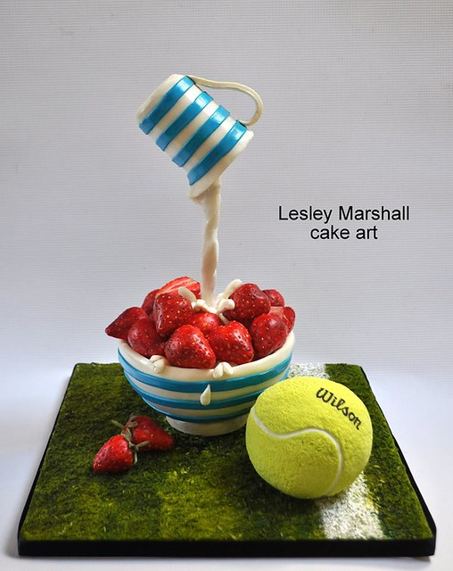 Cake by Lesley Marshall - Cake Art