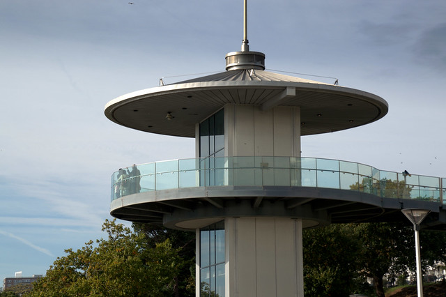 Pier Hill Observation Tower, Southend-on-Sea - 1