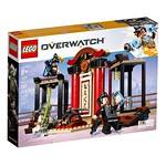 LEGO Overwatch Hanzo vs Genji (75971)