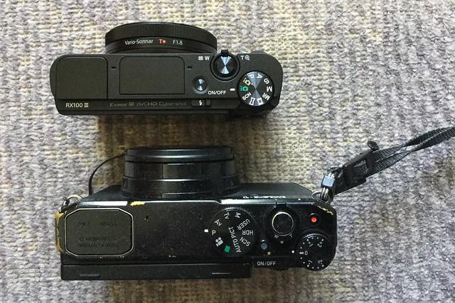 RX100M3 vs MX-1
