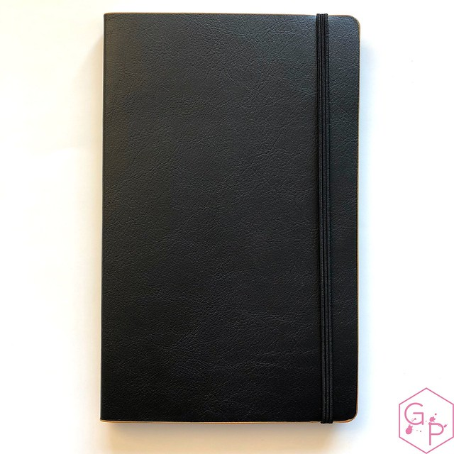 The Author Tomoe River Notebook Review by GLP Creations 2