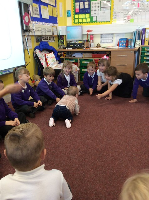 Year 1 Baby Visitors