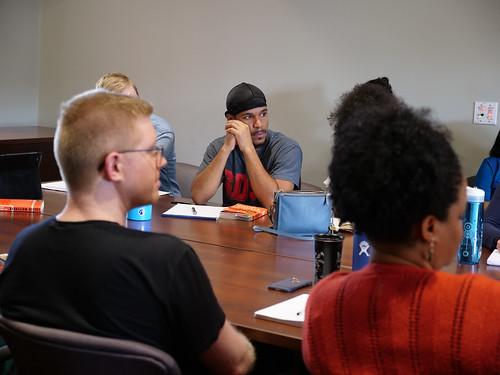 Colson Whitehead at Rutgers–Camden
