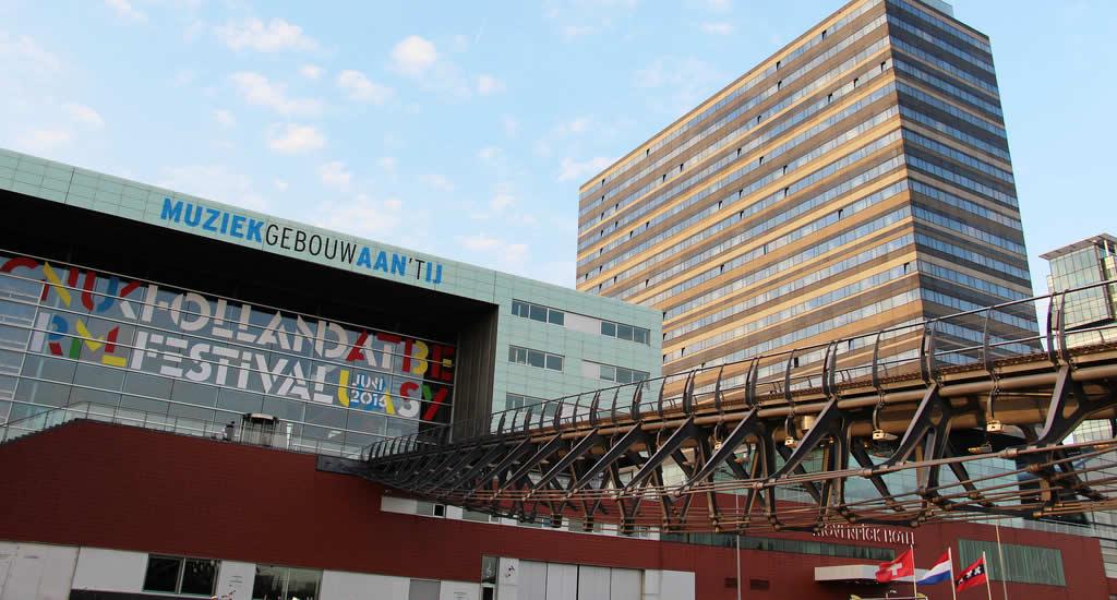 Contemporary art in Amsterdam: Muziekgebouw aan 't IJ | Your Dutch Guide