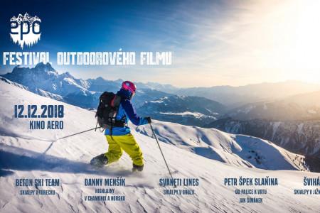 EPO Film Fest: filmy, ve kterých si zajezdíte v prašanu i lavině