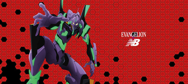 New Balance ×《Evangelion》FRESH FOAM CRUZ Unit-01, Unit-02, and Unit-08 Joins The Battle!