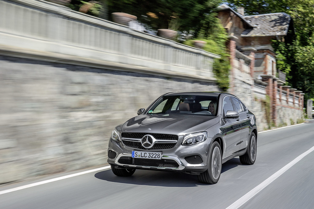Comprar Mercedes-Benz Glc Coupe
