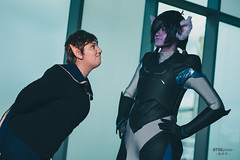 Altean Lance & Galra Keith