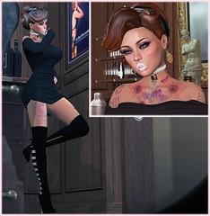 So sexy ensemble MiLe - Mimi Shoulder Dress