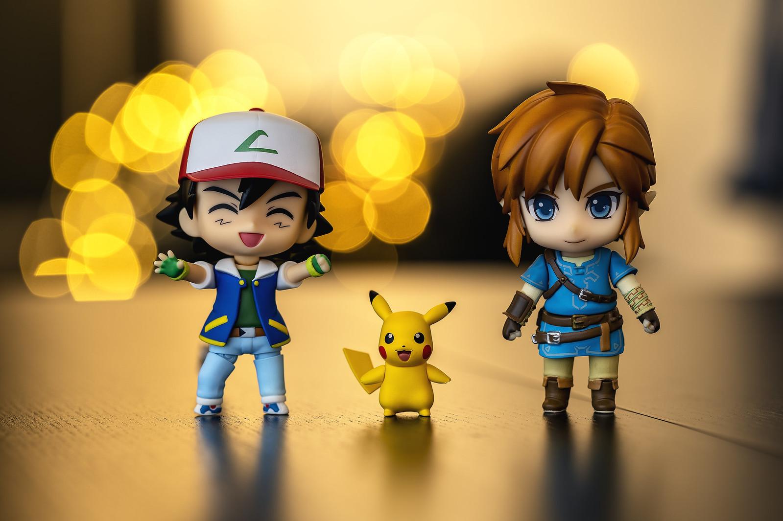 Nendoroid Friends