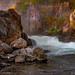 The Firehole at Sunrise by James Neeley