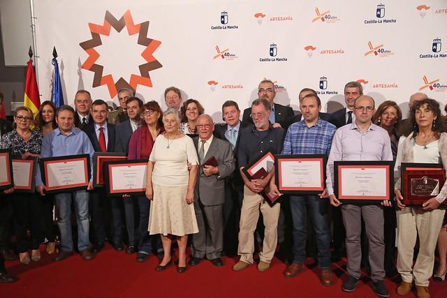 Premios al Mérito Artesano de Castilla-La Mancha