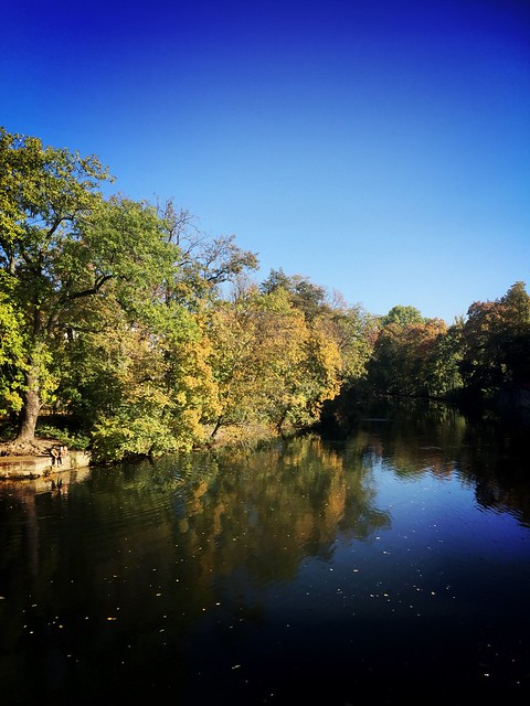 Indian summer in Nürnberg