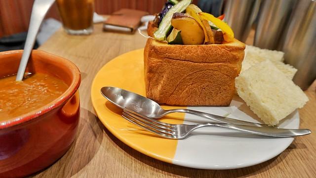俺のBakery&Cafe 俺盛り!食パンカレー