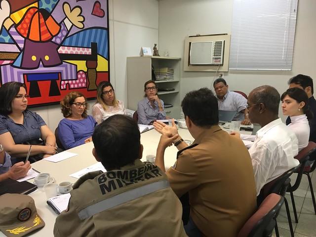 Reunião dia 15/10 - Planejamento da Ação Nacional: MP em defesa do Patrimônio Histórico e dos Museus Brasileiros