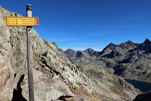 Col de la Vache (2 534 m)