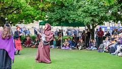 YMPST waggon play performance, King's Manor, 16 September 2018 - 09