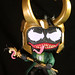 Venomized Loki by Doctor Beef