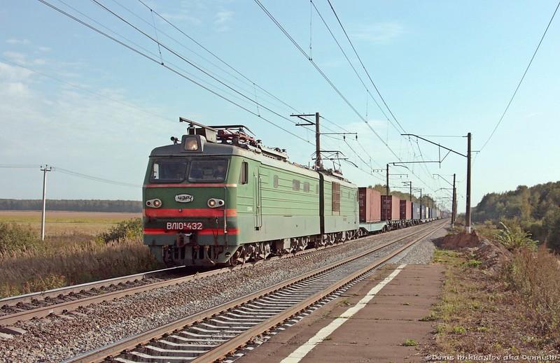 ВЛ10к-432