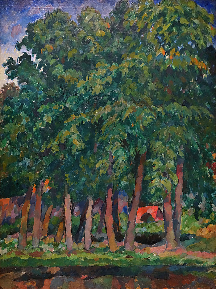 Impressionism in the Avant-garde_37_Lentulov