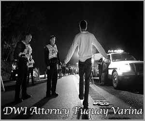 Driving While Intoxicate Lawyer Fuquay-Varina