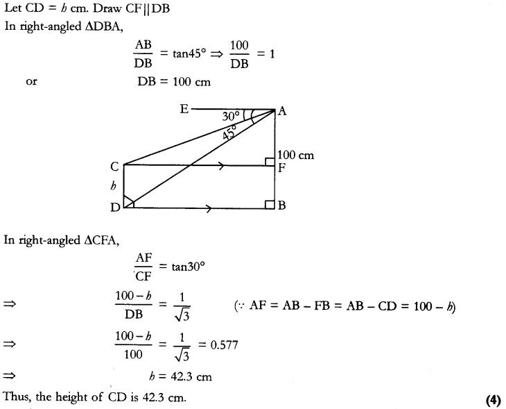 CBSE Sample Papers for Class 10 Maths Paper 9 39