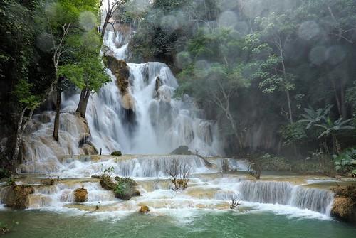 Guangxi Waterfall