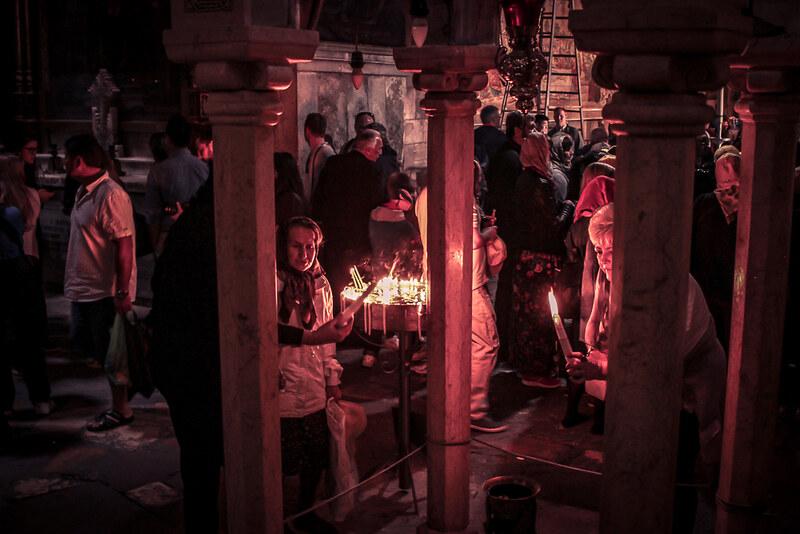 Barrio Cristiano de Jerusalen