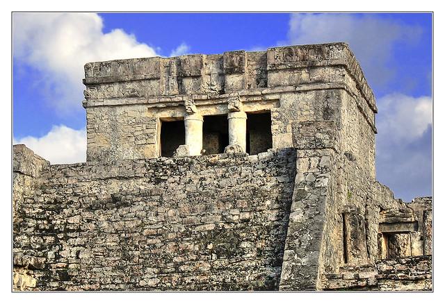 Tulum MEX - Castillo 05
