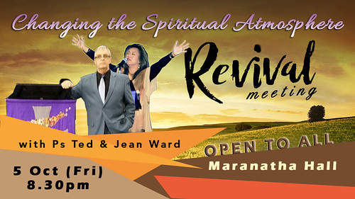 ted and jean ward revival meeting