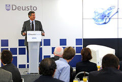 17/10/2018 - Conferencia DeustoForum del presidente de Gestamp Francisco J. Riberas