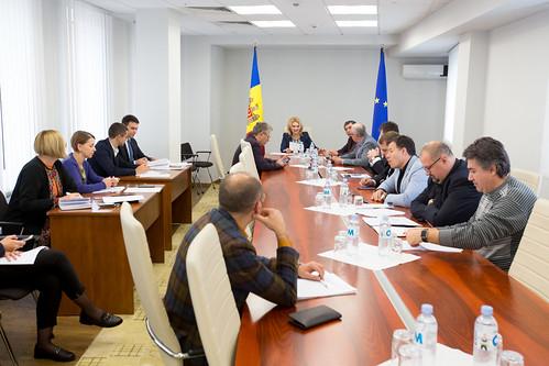 10.10.2018 Şedinţa Comisiei politică externă şi integrare europeană