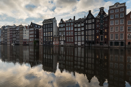 Amsterdam, The Netherlands HDR