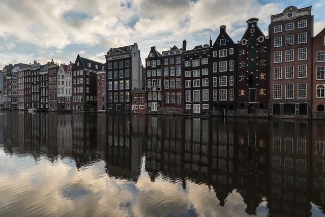 Amsterdam, The Netherlands HDR, Nikon D750, AF-S Nikkor 16-35mm f/4G ED VR