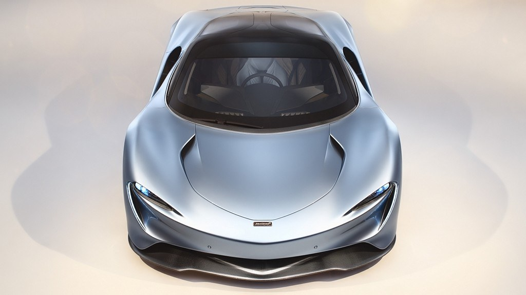 McLaren Speedtail 9