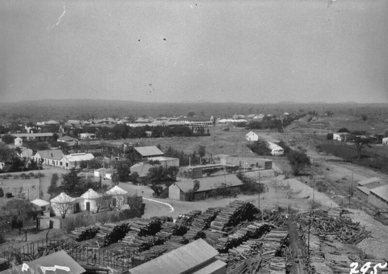 1931-1932. Африканская экспедиция Ханса Шомбургка. Часть 5. Южная Родезия