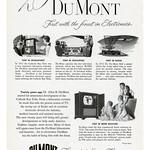 Mon, 2018-10-22 08:03 - Du Mont Television (1951)