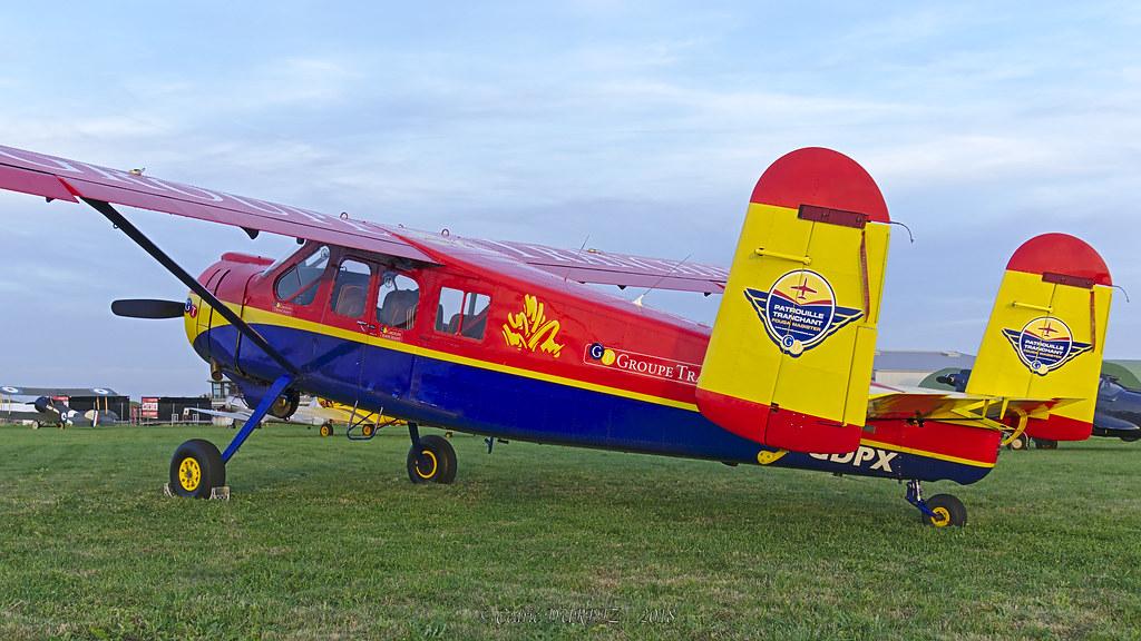 Flandre Lys Airshow - Merville 2018 44788448712_404f609dde_b