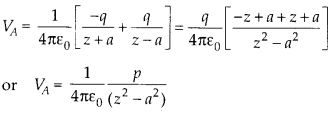 NCERT Solutions for Class 12 Physics Chapter 2 Electrostatic Potential and Capacitance 28