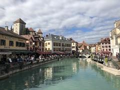 Annecy: Palais de I'lle