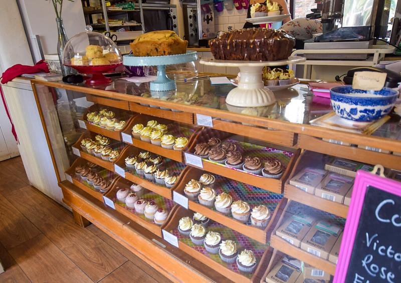 York - Cupcakes
