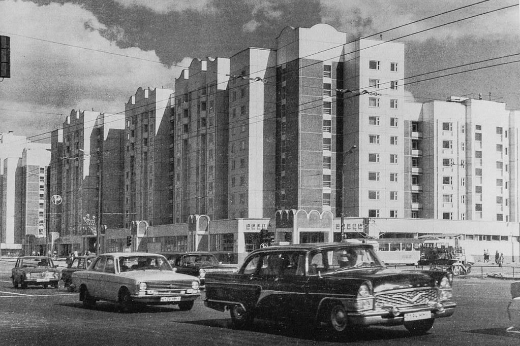 улица Сергия Радонежского 88