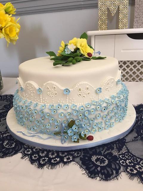 Cake by VinTEAge