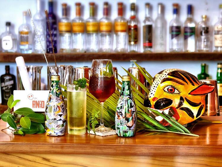 San Souci cocktail