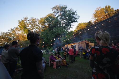 A Harding Street Wedding