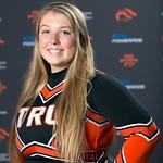 Isabella Ferster, WolfPack Cheerleading Team