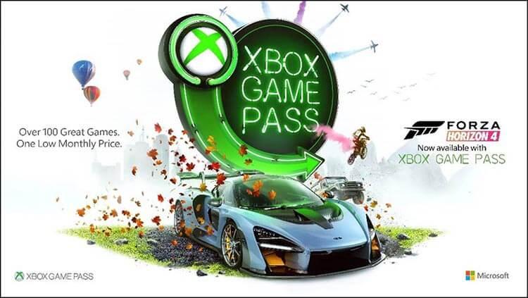 Xbox Forza Horizon 4